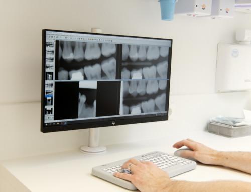 Een nieuwe opgeleverde tandartspraktijk in hartje Utrecht